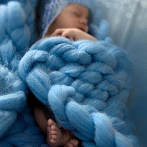 Pletení pro miminko