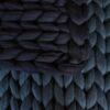 Pletené merino deky